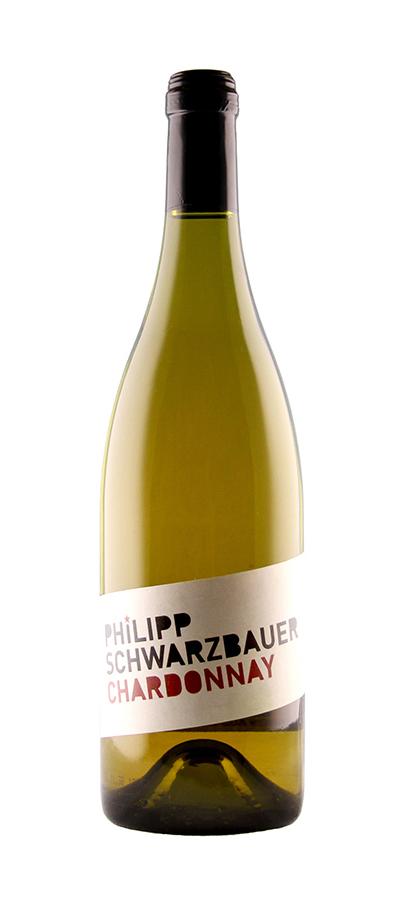Weinflasche Chardonnay Reserve Weingut Schwarzbauer