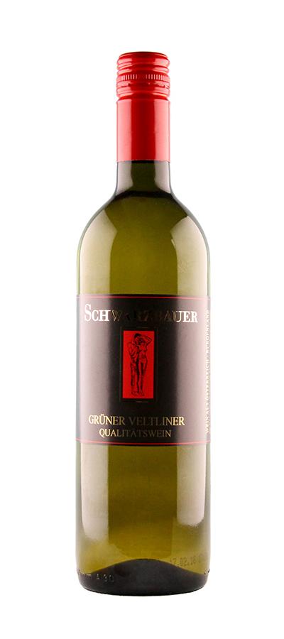 Weinflasche Grüner Veltliner vom Weingut Schwarzbauer