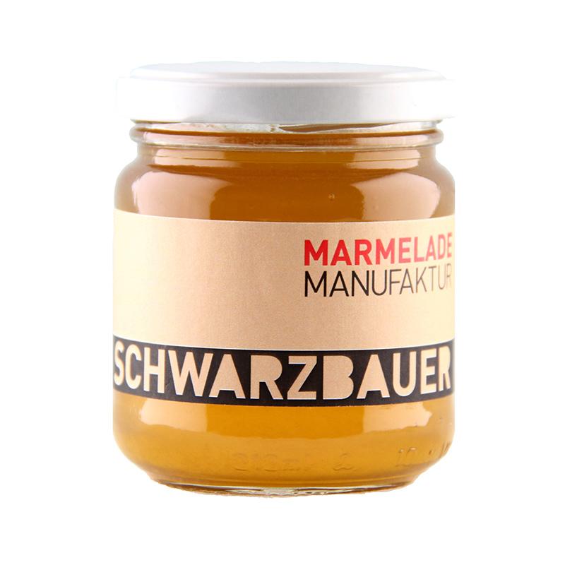 Holunderblüte Aufstrich von der Marmeladen Manufaktur Schwarzbauer