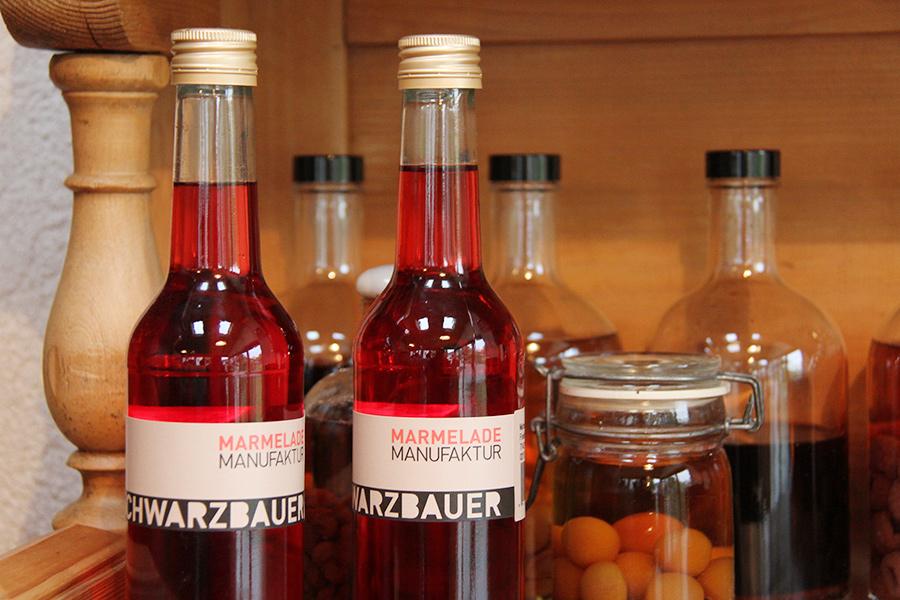 Schwarzbauer Marmelade