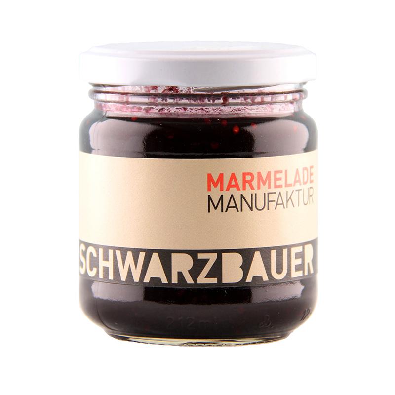 Maulbeere Fruchtaufstrich von der Marmeladen Manufaktur Schwarzbauer