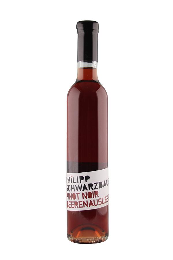 Schwarzbauer Pinot Noir Beerenauslese Flaschenfoto