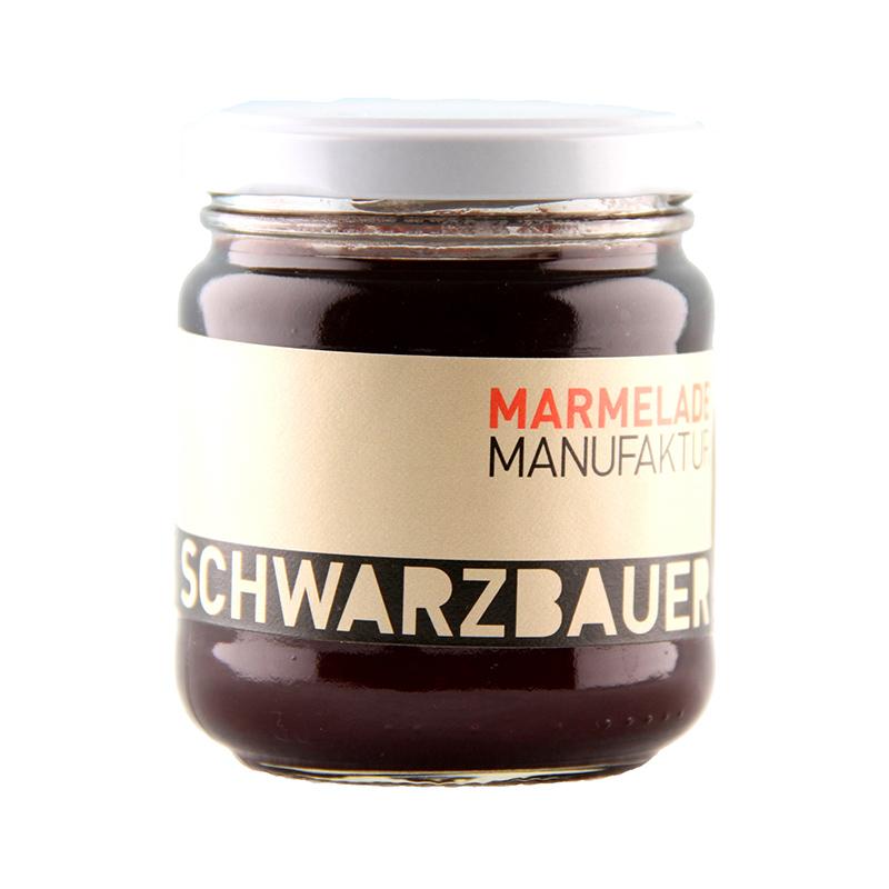Ribiselgelee von der Marmeladen Manufaktur Schwarzbauer