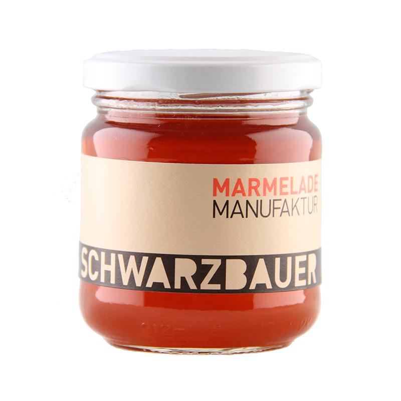 Rosengelee von der Marmeladen Manufaktur Schwarzbauer