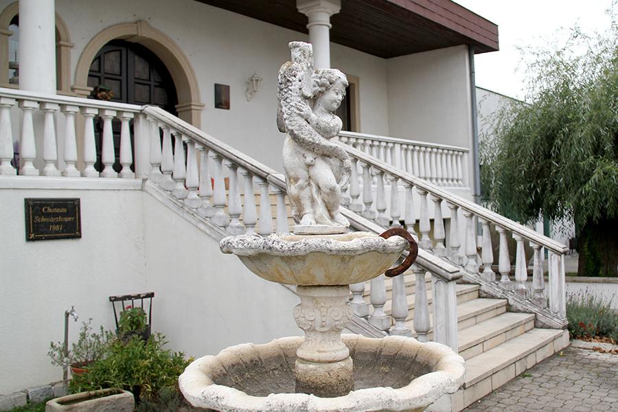 Weingut Schwarzbauer Haus