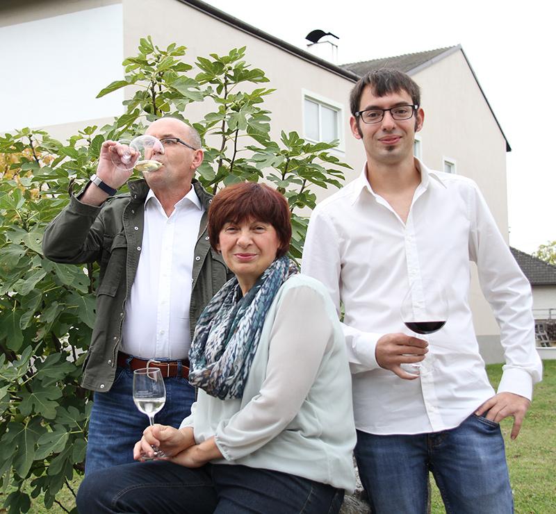 Familie Schwarzbauer