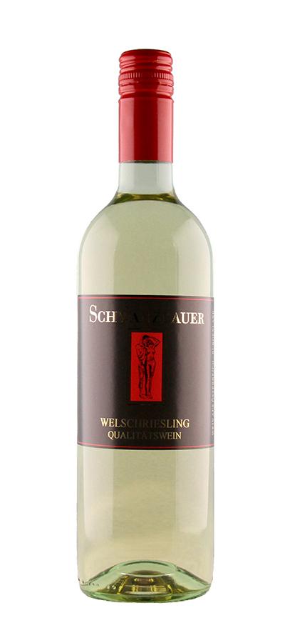 Weinflasche Welschriesling vom Weingut Schwarzbauer